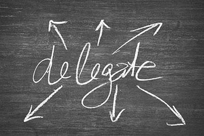 9-Delegating